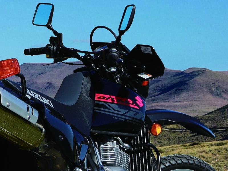 Suzuki 2R - DR650SE