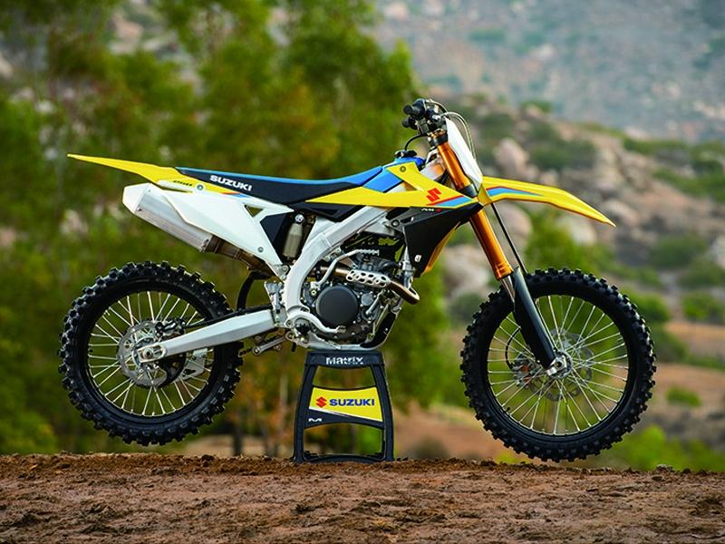 Suzuki 2R - RM-Z250